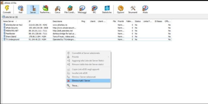how-to-add-emule-server
