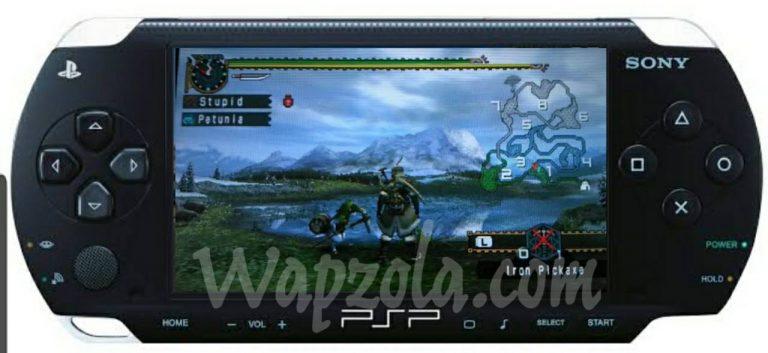 [Download] Monster Hunter Freedom Unite 2 iso ppsspp emulator – PSP APK Iso highly compressed 200MB
