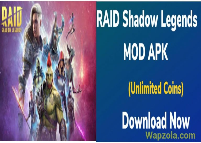 [Download All Versions] Raid Shadow Legends mod apk For Free Android moded and Unlimited Money/Gems