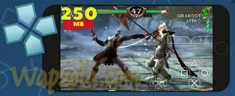 Soulcalibur Broken Destiny iso ppsspp emulator – PSP APK Iso highly compressed 260MB