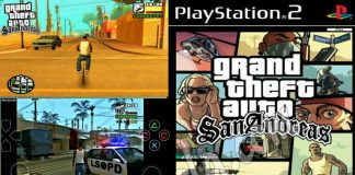 gta san andreas iso damon ps2 and PCSX2 Highly Compressed