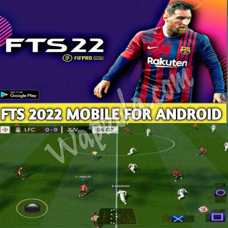 [DOWNLOAD] FTS 22 MOBILE 300MB FOR ANDROID 4K GRAPHICS NEW KITS 2021 AND LATEST TRANSFER UPDATES 2021 APK+OBB DATA