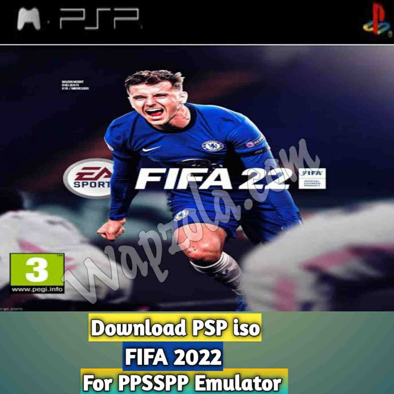 [Download] FIFA 2022 iso lite ppsspp emulator PS4/PS5 Camera Offline – PSP APK Iso ROM highly compressed 500MB