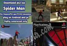 spider-man-iso-ps2-emulator-damonps2-pcsx2-playstation-2