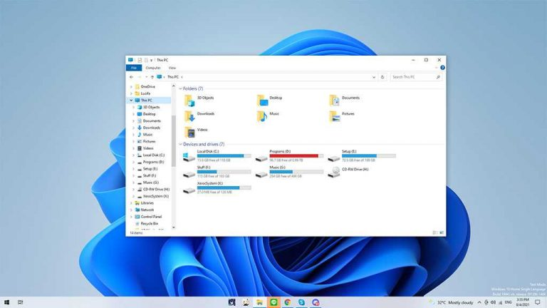 [Download] Windows 11 UX Pack Theme for Windows 10 (the best and only way totransform Windows 10 into Windows 11)
