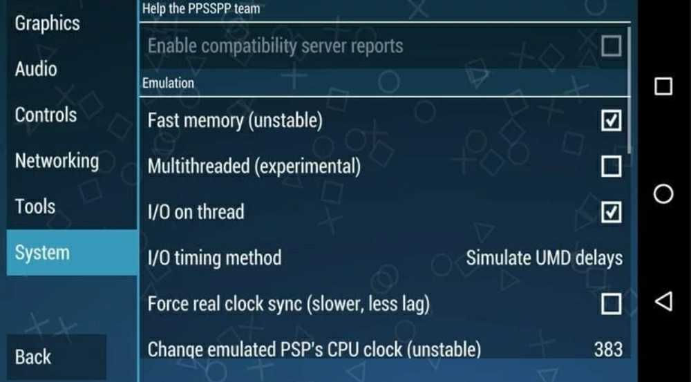 ppsspp-emulator-best-system-settings