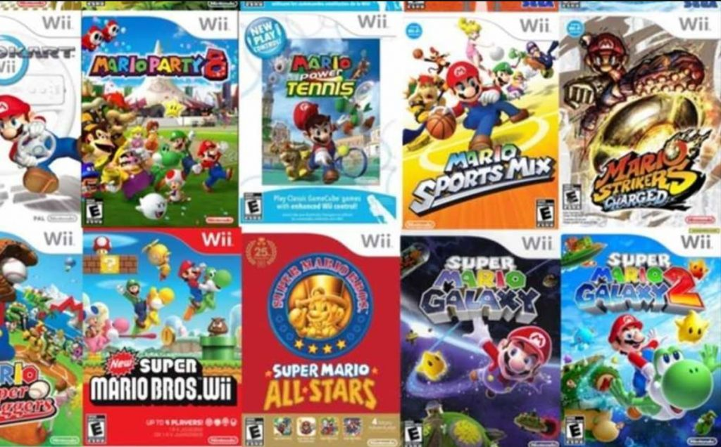 Popular and Exclusive Fun Wii Games for Couples 41